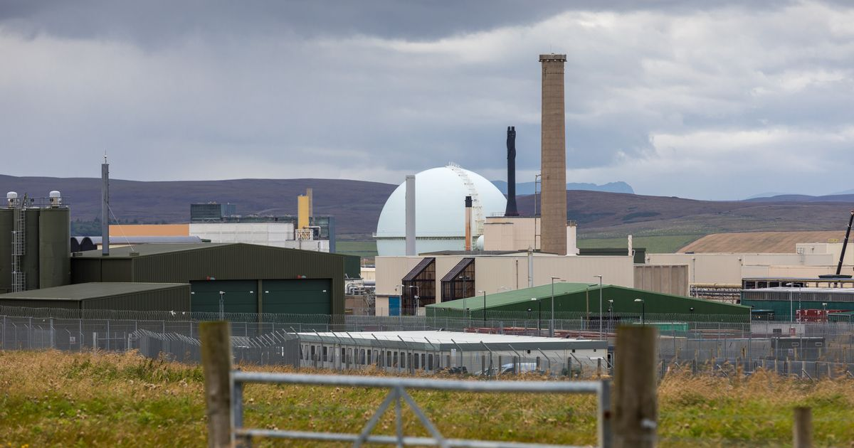 Nuclear power station evacuated after radioactive contamination discovered