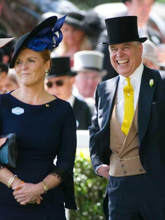 Sarah Ferguson and Prince Andrew fuel reunion rumours
