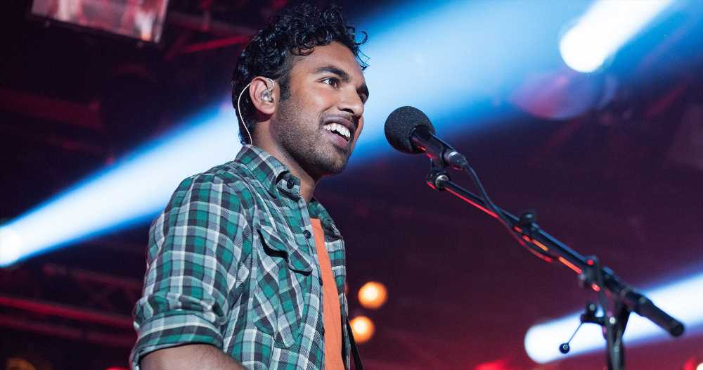 Himesh Patel Talks 'Eerie' Moment Shooting 'Yesterday' at Strawberry Fields