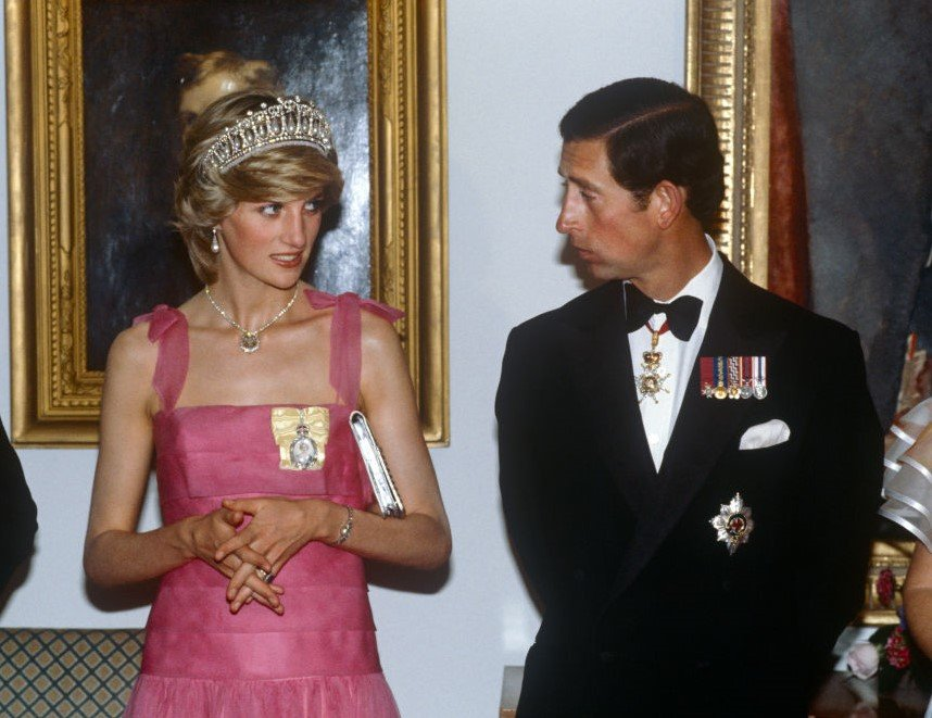 Why Princess Diana Didn't Want To Divorce Prince Charles Despite His Infidelity and Who Changed Her Mind