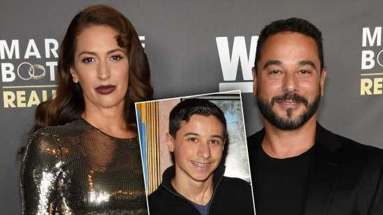 Ex 'RHONJ' Star Jim Marchese Won't Pay For Son's College Because He's Gay, Teen Says | Radar Online