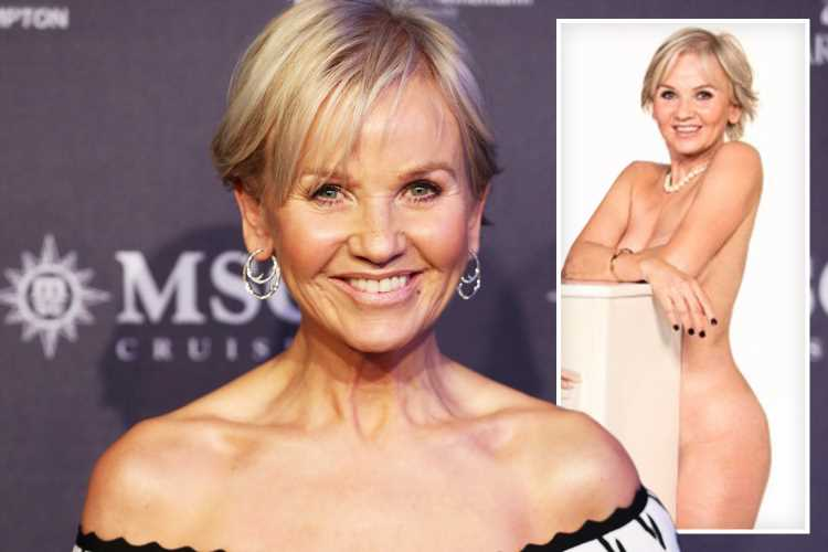 Loose Women star Lisa Maxwell needed intensive physio after prosthetic boobs injured her back – The Sun