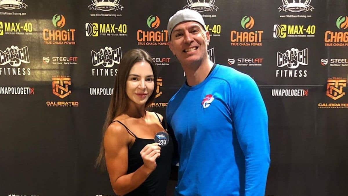 90 Day Fiancé alum, Anfisa Nava smashes it at her first body building competition