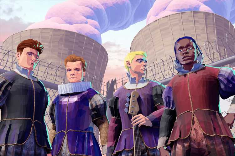 Black Midi Create Cathartic Experimental Rock on their Debut 'Schlagenheim'