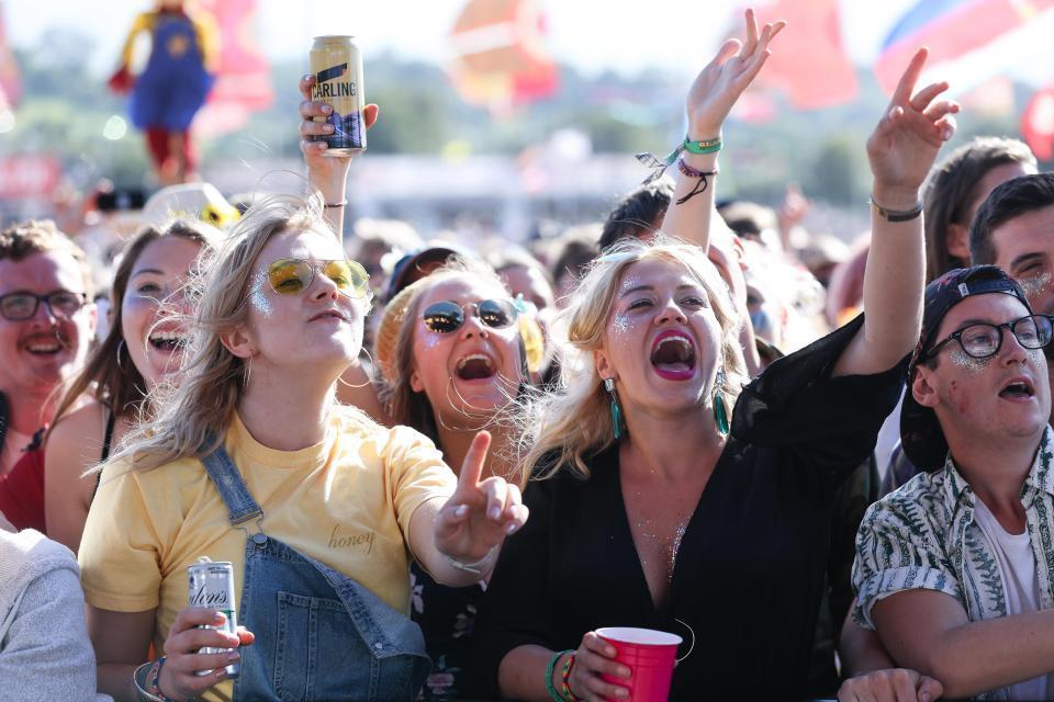 Glastonbury line-up 2019 and set times – Friday, Saturday and Sunday headliners