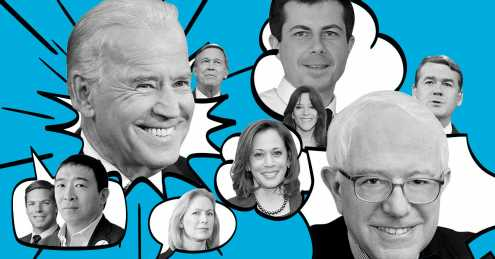 What To Know Before Watching Thursday's Very Big Democratic Debate, Including: WAIT, THERE'S ANOTHER ONE?