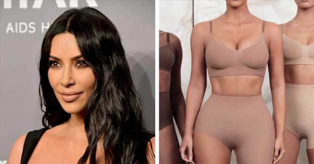 "Kim Kardashian Responded To The ""Kimono"" Shapewear Backlash And It Looks Like She's Standing By The Name"