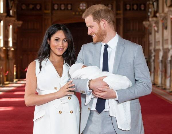 Meghan and Harry Want Private Christening for Archie: Report