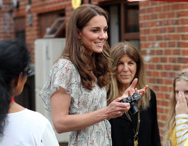 The Queen Gives Kate Middleton a New Patronage & It's Picture-Perfect