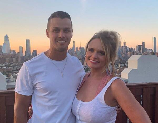Miranda Lambert Shows Her Husband a Little Love in the Big Apple