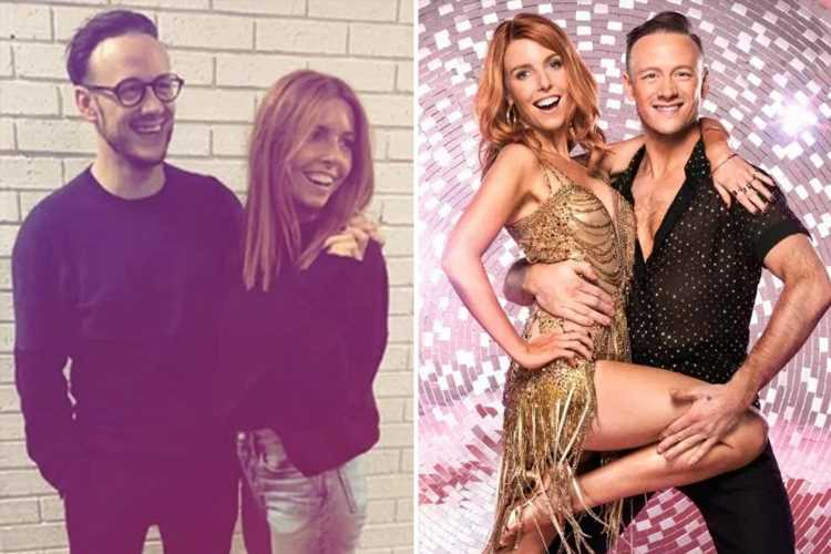 Stacey Dooley 'desperate' for Kevin Clifton to propose before next series of Strictly Come Dancing