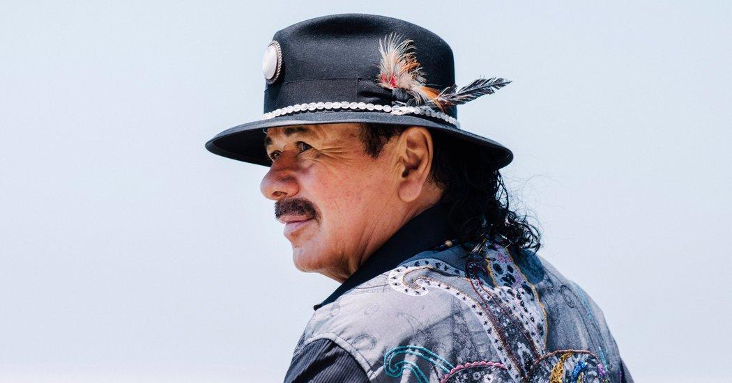 On 'Africa Speaks,' Santana Finds a Worthy Partner in Buika