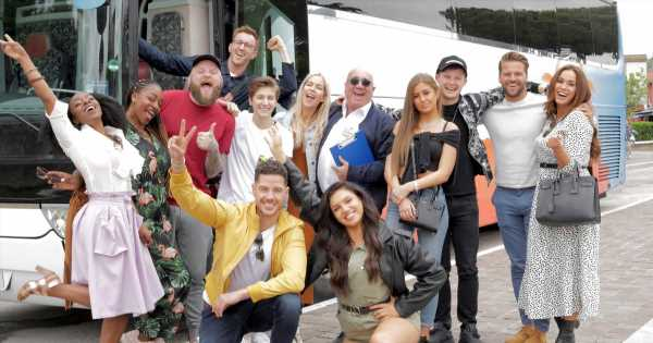 Celebrity Coach Trip line-up confirmed – including Love Island stars