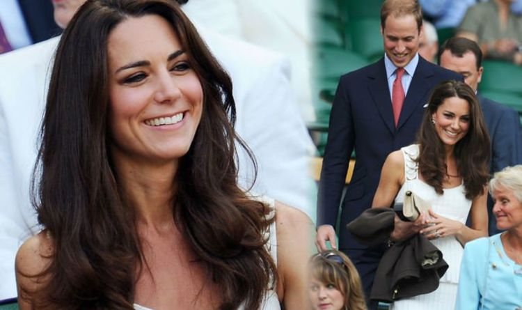 Kate Middleton Wimbledon: First visit as Duchess of Cambridge with Prince William in 2011