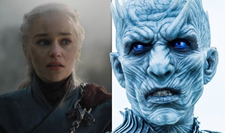 Game of Thrones: Daenerys Targaryen's link to the Night King revealed in epic hidden clue