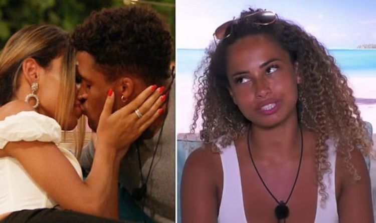 Love Island 2019: Amber Gill's next move revealed after THAT awkward re-coupling?