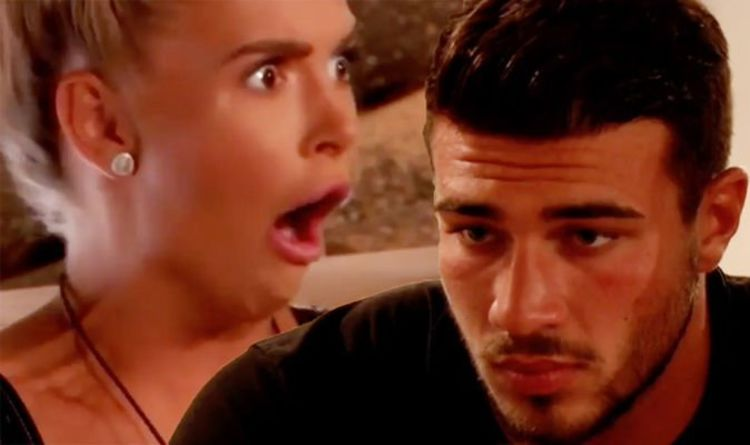Love Island 2019: Viewers really distracted by Elly Belly twist in Tommy and Molly scene