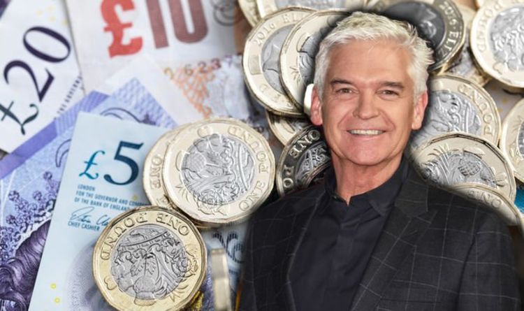 Phillip Schofield net worth: How much money has the This Morning star made?
