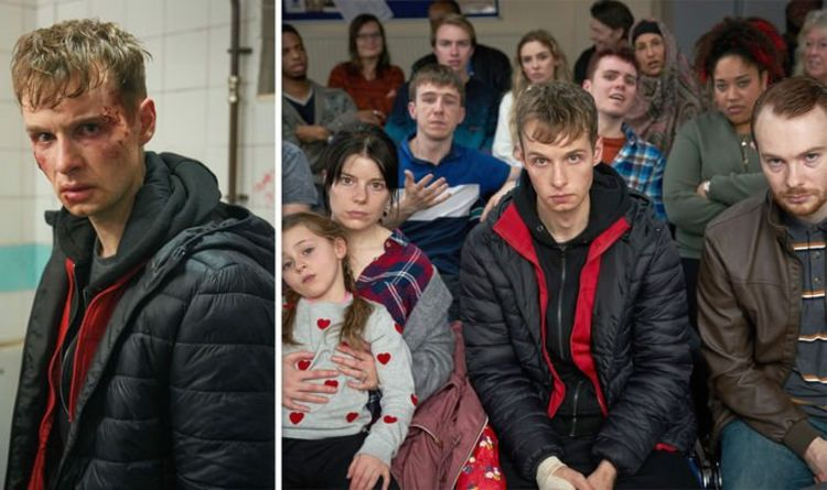 The Left Behind on BBC cast: Who is in the cast of The Left Behind?