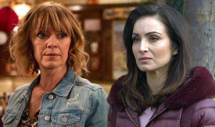 Emmerdale spoilers: Rhona Goskirk heartbroken over Leyla Harding baby bombshell?