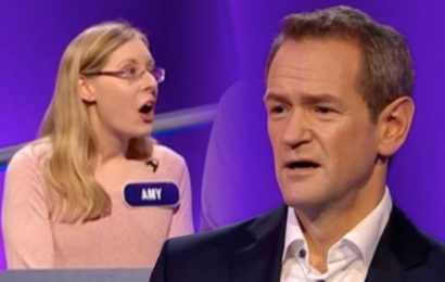 Pointless: 'That's disappointing' Alexander Armstrong underwhelmed over guest's secret