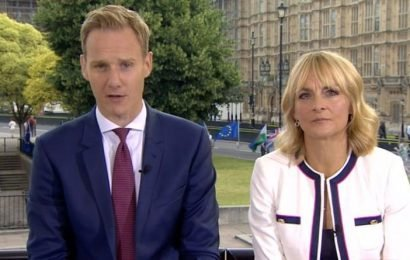 Dan Walker: 'Bored of this' Breakfast star attacked for BBC 'bias' on Twitter