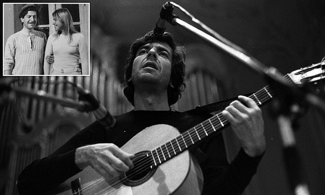 The 'perfect goddess' who was Leonard Cohen's muse till the end