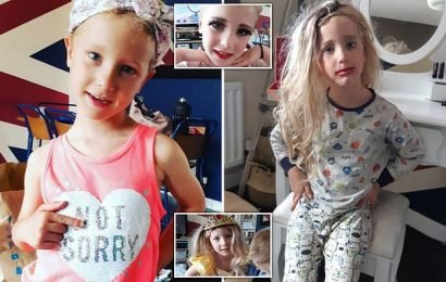 Mother says her five year old only wants to wear dresses and makeup