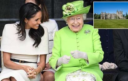 Queen will advise Meghan on how to avoid PR blunders