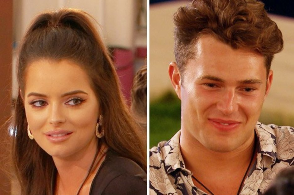 Love Island fans gobsmacked as Maura confesses she has hots for Curtis