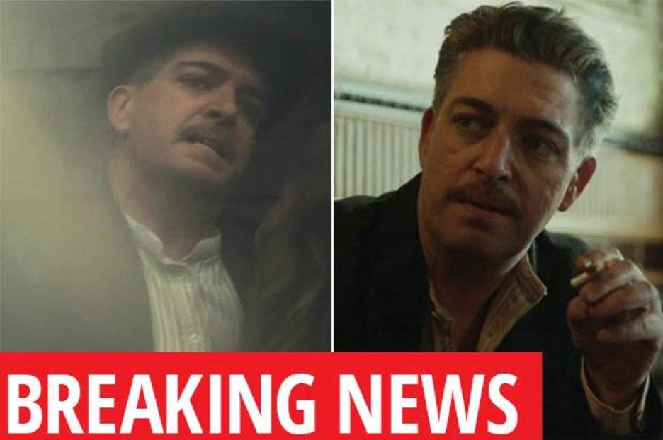 BREAKING: Peaky Blinders actor Karl Shiels dead aged 47