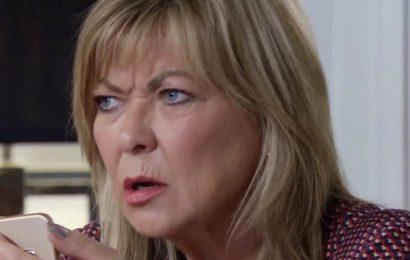 Emmerdale Kim Tate murders own son Jamie in brutal revenge?