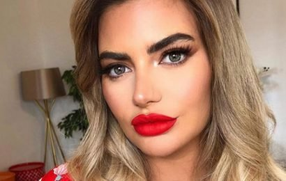 Megan Barton Hanson says women are BETTER in bed than men amid rumours she's dating TOWIE star Demi Sims