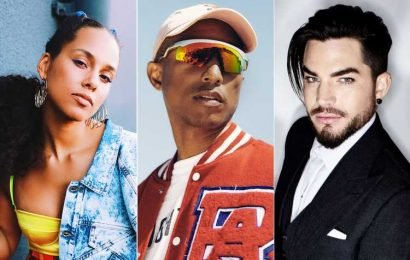 Queen and Adam Lambert, Pharrell Williams, Alicia Keys Lead Global Citizen Fest Lineup