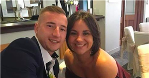 Man killed by train after ex-girlfriend he 'couldn't live without' found hanged