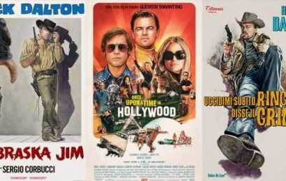 You'll Want to Frame All of These Gloriously Retro Once Upon a Time in Hollywood Posters