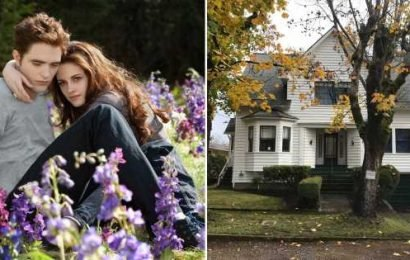 Bella's House in Twilight Is Available on Airbnb, and So You Know: There Are Life-Size Cutouts