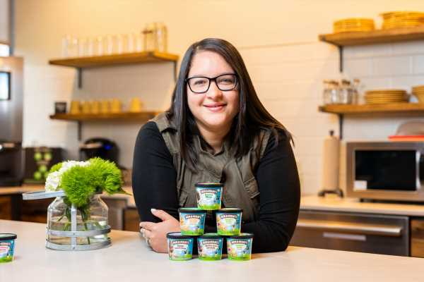Natalia Butler Is The Ben & Jerry's Flavor Guru Who Creates Your Fave Treats