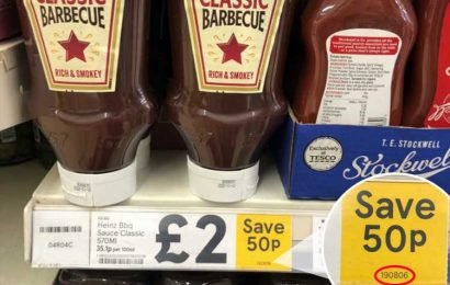 Tesco shopper spots how shelf labels reveal when discounts end so you can pick up a bargain