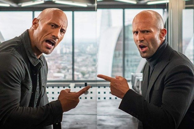 Electrical Sparks Fly at 'Hobbs and Shaw' Premiere; No One Harmed