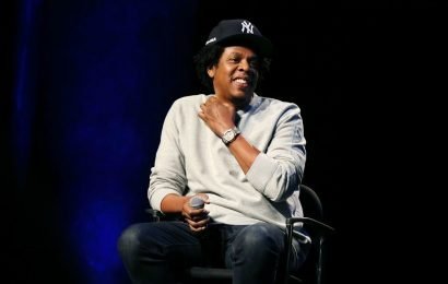 'CBS This Morning's' Gayle King Interviews Jay-Z About New Record Label Collaboration