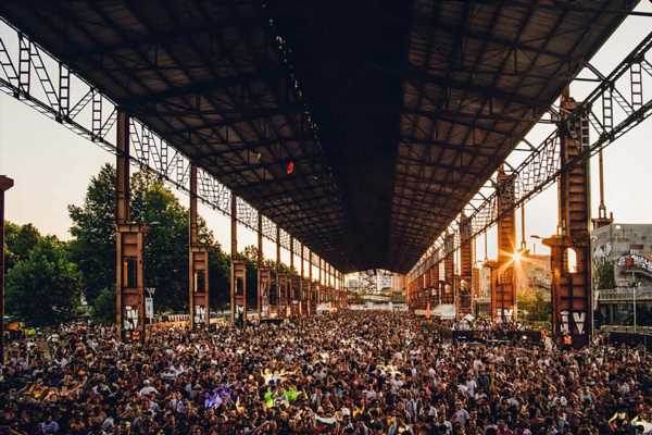 Carl Cox, Nic Fanciulli and Derrick May on Italy's grand festival in Torino