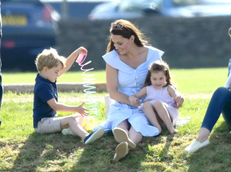 Is Kate Middleton a Good Mom?