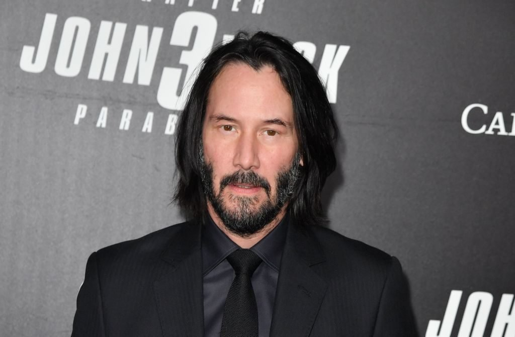 Everyone Can Calm Down: Keanu Reeves is Not Dating Angelina Jolie