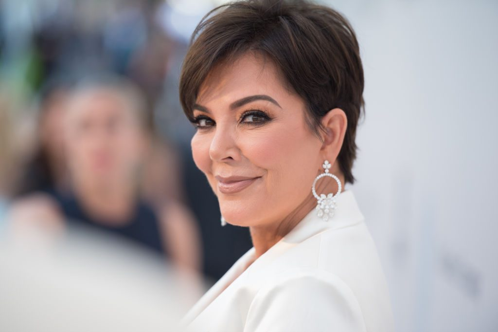 What does Kris Jenner do?