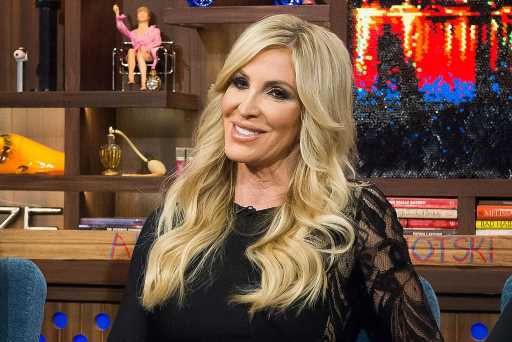 Lauri Peterson from 'RHOC' Shares Amazing Video of Her Granddaughter's Dance Win