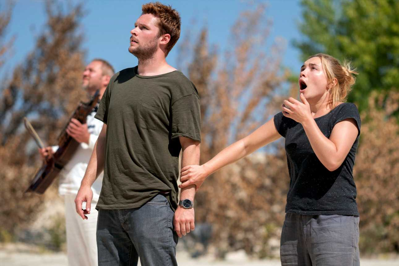 Midsommar review – It will not be for everyone: it's gross, shocking, trippy and divisive – The Sun