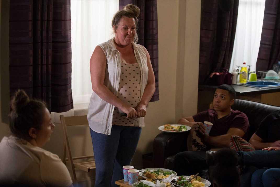 Eastenders spoilers: Karen Taylor shocks her family as she announces her new love interest