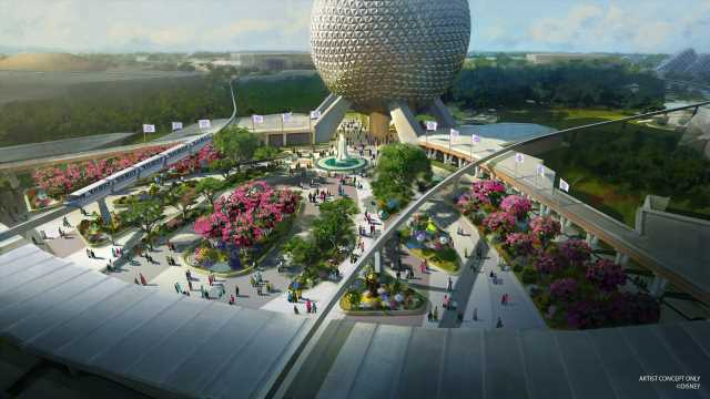 Theme Park Bits: Future World Overhaul Begins, The Main Street Electrical Parade is Returning and More – /Film