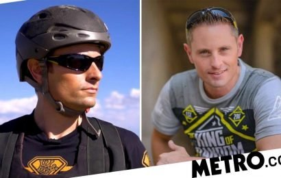 YouTube star Grant Thompson dies aged 38 in paragliding accident in Utah